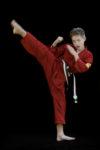 Karate-Kinder kommen besser durch die Pandemie