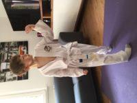 Karate im Netz und nald wieder auf der Matte