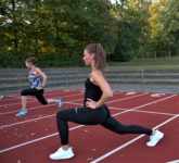 OUTDOOR-FITNESS in der Sommerpause