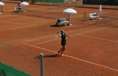 Grand Slam Siegerin beim TCE