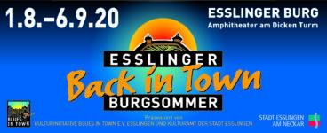 Esslinger Burgsommer geht in die letzte Runde!