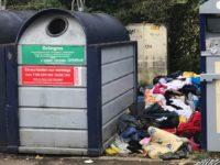 Ein Problem: Illegale Müllentsorgung