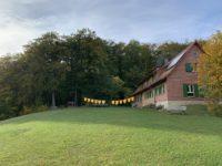 Hüttenputz Wolfbühlhütte 2020