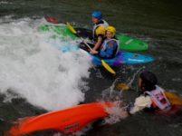Wildwassertraining – aus der Jugendperspektive
