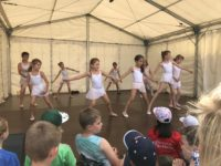 Kindertanz im Tanzsportzentrum