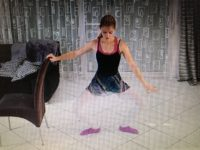 Corona-Ballettunterricht fürs Wohnzimmer