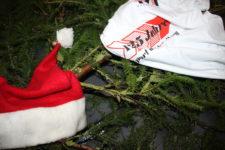 Weihnachtsgrüße eine Übungsleiterin