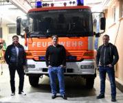 Neues vom Förderverein der Feuerwehr