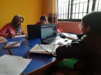 Homeschooling im Kinderhaus in Nepal