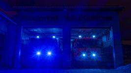 #bluelightfirestation Challenge