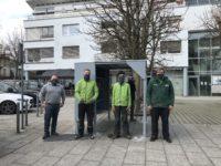 Offenes Bücherregal für RSKN im Zentrum Sulzgries!
