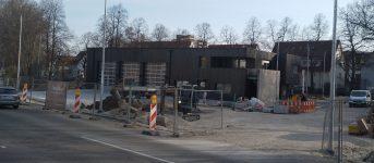 Neubau Feuerwehrgerätehaus
