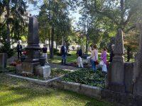 Ebershaldenfriedhof: GAV schließt Probephase ab