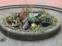 Osterbrunnen Pliensauvorstadt
