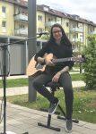 Auftakt zum Musiksommer Pliensauvorstadt