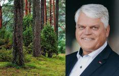 """Markus Grübel: """"Klima schützen – Wald nu(e)tzen"""""""