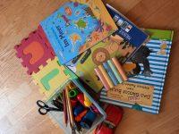 Malen – Spielzeug – Kurs für Babysitter