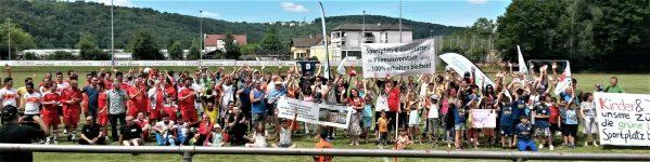 26.6.: Protestkundgebung zum VFL Post Gelände