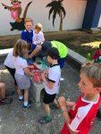 Sommerferienbetreuung der Kindersportschule