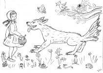 Esslingen und der Wolf
