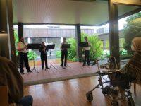 Kammermusik im Geriatrischen Zentrum