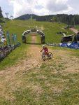Marco Fleissig unter Europas Downhill-Elite