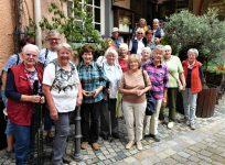 Rückblick Seniorenwanderung
