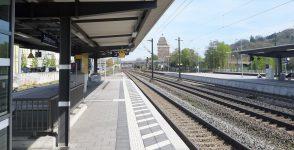 Pliensauturm – Mittelalterliche Stadt am Bahnhof