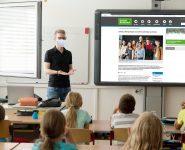 Umweltbundesamt: Schulen sicher offen halten. Wie?