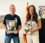 Hospitation bei den Mossos d'Esquadra ermöglicht