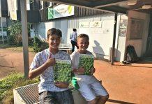 Hohe Qualität beim Jugendturnier des TC Esslingen