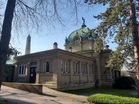 Denkmaltag auch auf dem Ebershaldenfriedhof