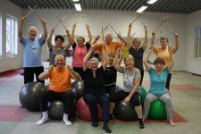 Neustart der REHA Orthopädie und 50 Plus Kurse
