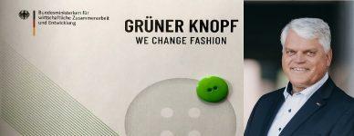 """Markus Grübel: """"Grüner Knopf"""" wird zwei Jahre alt"""