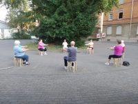 Tischtennis im Reha Sport