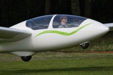 Erfolg bei der Segelflugausbildung
