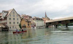 Paddelferien am Hochrhein