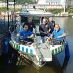 IPA-Freunde zu Besuch bei der Stadtpolizei Prag