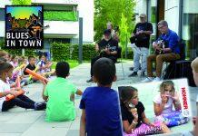 Der Blues und die Kids in Esslingen-Brühl