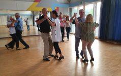 Tanzsport-Schnupperkurs für alle Altersklassen
